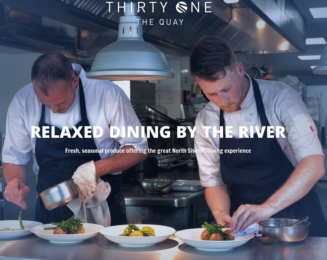 31 The Quay - Chefs